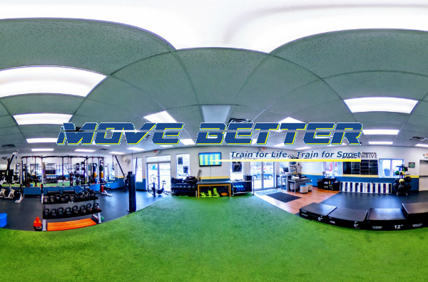 Move Better Fitness in Dallas PA - 360° Photos by ConversionWorx Media